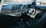 11 Hyundai i20 2021 road test review dashboard