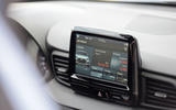 Hyundai Veloster N 2018 review - infotainment