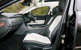 Jaguar XF Sportbrake 2019 road test review - cabin