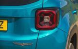 11 Jeep Renegade 4xe 2021 RT rear lights