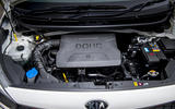 Kia Picanto review engine