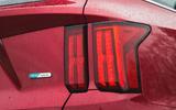 11 Kia Sorento 2021 road test review rear lights