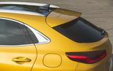 Kia Xceed 2019 road test review - spoiler
