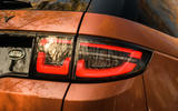 Land Rover Discovery Sport 2020 road test review - rear lights