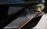 McLaren Speedtail 2020 UK first drive review - carbonfibre