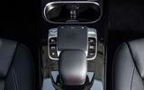 Mercedes-Benz A-Class saloon 2018 review - centre console