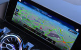 Mercedes-Benz B-Class 2019 road test review maps