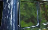 Mercedes-Benz G-Class 2019 road test review - rear windows