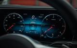 Mercedes-Benz GLS 2020 road test review - instruments