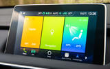 MG HS 2019 road test review - infotainment