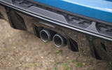 11 Mini Convertible 2021 RT exhausts