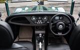 Morgan Plus Four 2020 road test review - dashboard