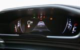 Peugeot 508 SW 2019 review - instruments