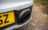 Porsche 911 Carrera S 2019 road test review - exhaust