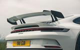 11 Porsche 911 GT3 2021 RT rear end