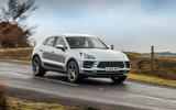 Porsche Macan 2019 road test review - on the road