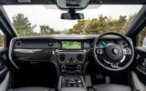 Rolls Royce Cullinan 2020 road test review - dashboard