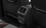 Seat Tarraco 2018 review - rear climate control