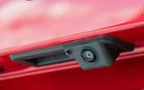 Skoda Kamiq 2019 road test review - rear view camera
