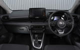 Toyota Yaris 2020 road test review - dashboard