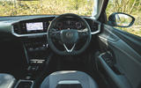 11 Vauxhall mokka 2021 RT dashboard