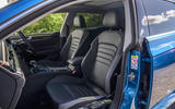11 Volkswagen Arteon Shooting Brake 2021 RT cabin