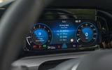 Volkswagen Golf 2020 road test review - instruments