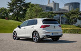 Volkswagen Golf GTE 2020 road test review - static rear