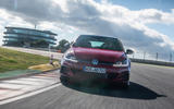 Volkswagen Golf GTI TCR 2019 road test review - track nose
