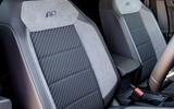 Volkswagen T-Roc 2019 road test review - seats