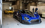 Zenvo TSR-S 2020 road test review - pits
