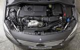 1.8-litre Mercedes-Benz B-Class petrol engine