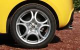 Alfa Romeo Mito alloy wheels