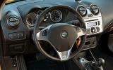 Alfa Romeo Mito dashboard