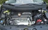 2.2-litre Honda Civic diesel engine