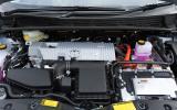Toyota Prius plug-in electric motor