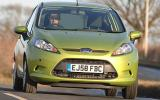 Ford Fiesta Econetic 1.6 TDCi