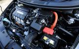 1.3-litre Honda CR-Z engine