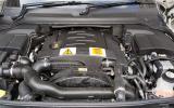 Land Rover Range_e electric motor