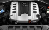 4.2-litre V8 Audi Q7 diesel engine