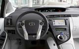 Toyota Prius steering wheel