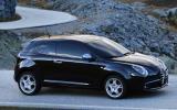 Alfa Romeo Mito side profile