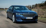 Alpina B7 2019 review - on the road front