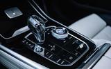 Alpina XB7 2020 road test review - centre console