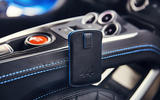 Alpine A110 2018 road test review key card