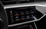 Audi A6 2019 road test review - infotainment