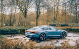 12 audi e tron gt 2021 lhd uk first drive review static rear