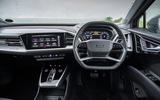 12 Audi Q4 E tron 2021 RT hero dashboard