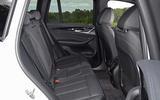 12 BMW iX3 2021 FD Rearseat