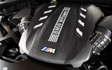 BMW X5 M Competition 2020 road test review - engine